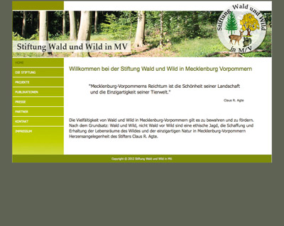 ref website stiftung wundw